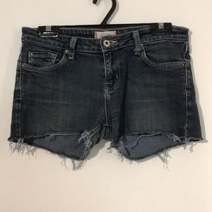UO BDG denim shorts